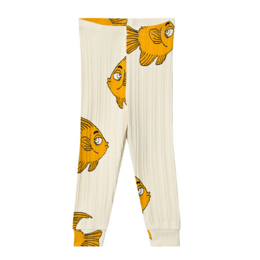 Mini Rodini Fish Legging on Design Life Kids
