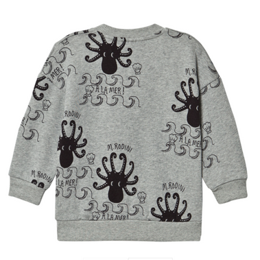 Octopus Sweatshirt