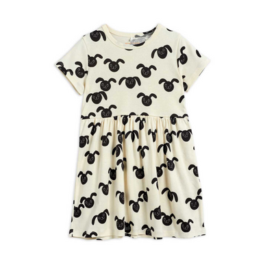 Mini Rodini Rabbit Dress on  Design Life Kids