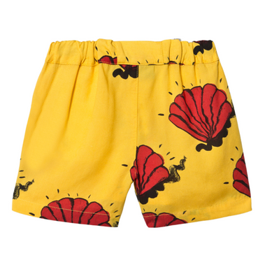 Mini Rodini Woven Shell Shorts on Design Life Kids
