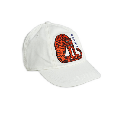 Mini Rodini Tiger Cap on  Design Life Kids