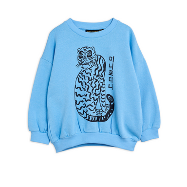 Mini Rodini Tiger Sweatshirt on Design Life Kids
