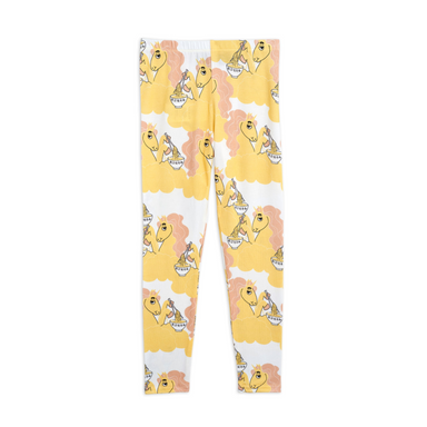 Mini Rodini Unicorn Noodles Leggings on Design Life Kids