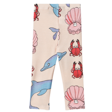 Mini Rodini Dolphins Legging on Design LIfe Kids