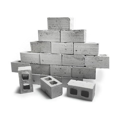 Mini Materials Mini Cinder Blocks on Design Life Kids