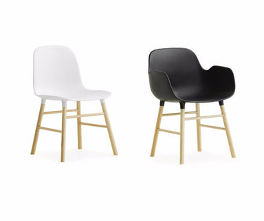 Normann Copenhagen MINIATURE FORM CHAIR ON DLK
