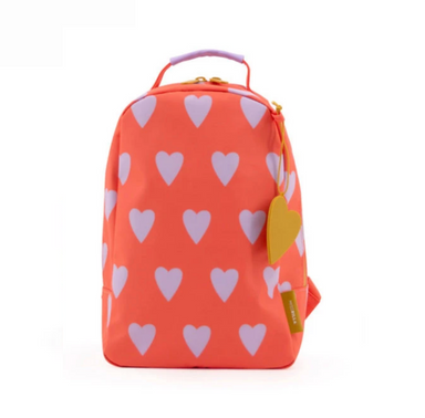 Miss Rill Go Rilla Mini Hearts Backpack on Design Life Kids
