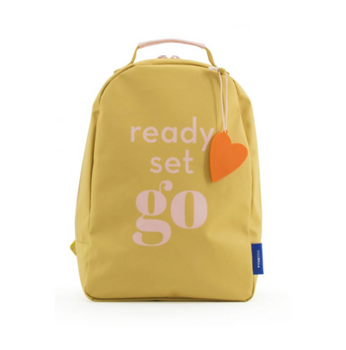 Miss Rilla Ready Set Go Backpack on Design Life Kids