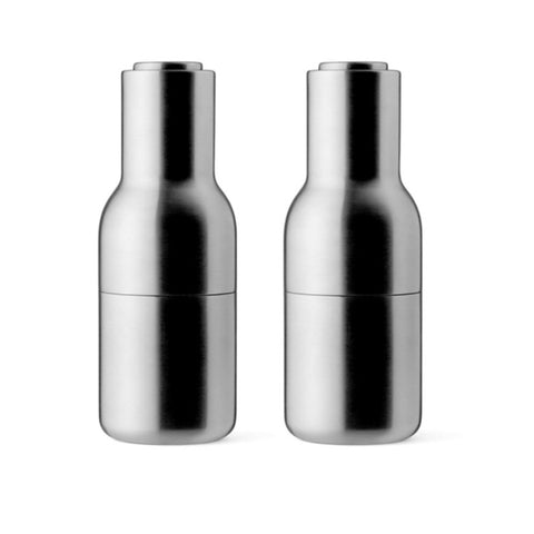 Menu STEEL BOTTLE GRINDERS ON DLK