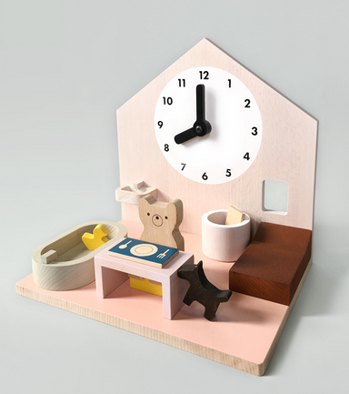 Moon Picnic Make May Day Dollhouse Set on Design Life Kids