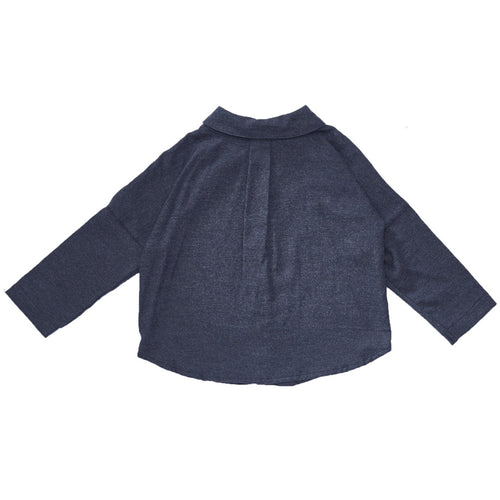 Bacabuche Flannel Long Sleeve on DLK | designlifekids.com