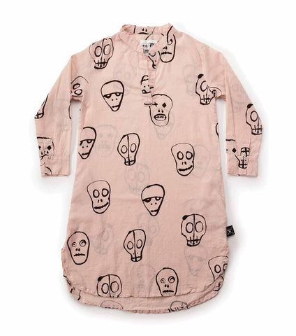 Skull Patch Bodysuit