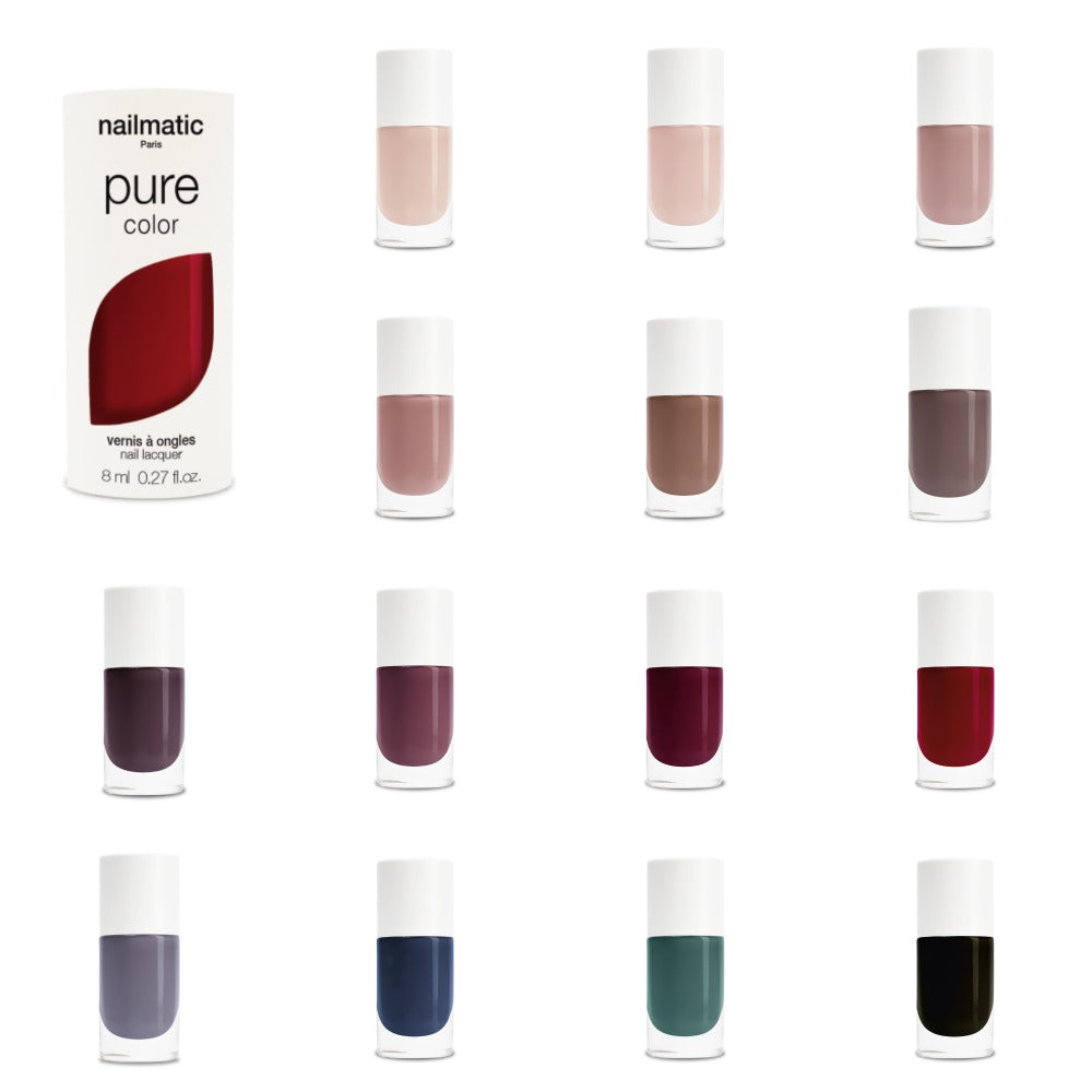 Nailmatic Vegan Plant Based Nail Polish on Design Life Kids