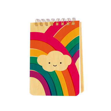 Puffy Cloud Mini Notepad