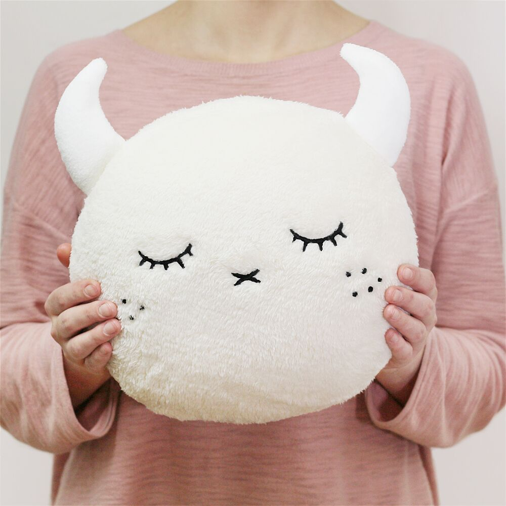 Noodoll Ricepuffy Pillow Doll on DLK | designlifekids.com