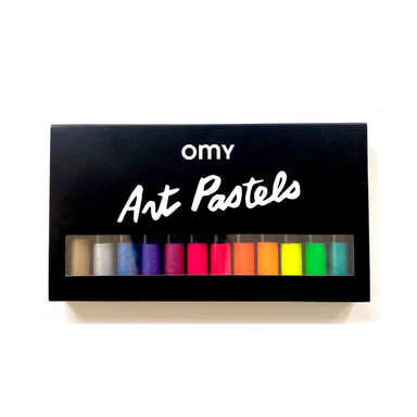 OMY Art Pastels on Design Life Kids