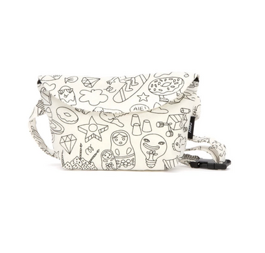 OMY Coloring Fanny Pack Bag at Design Life Kids