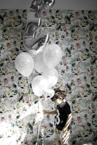 OMY Fun Paper Party Balloons on DLK (c) image owned by Design Life Kids