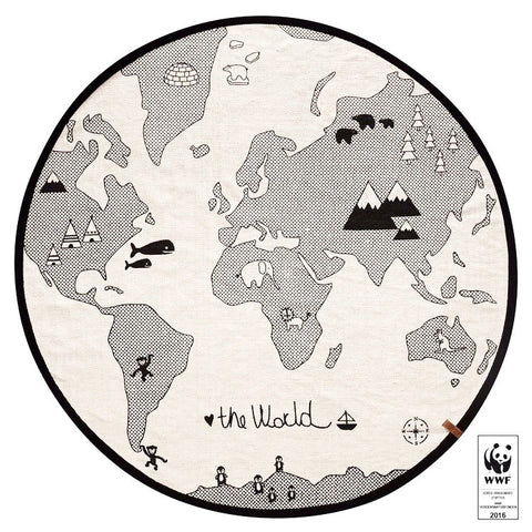THE WORLD RUG ON DLK