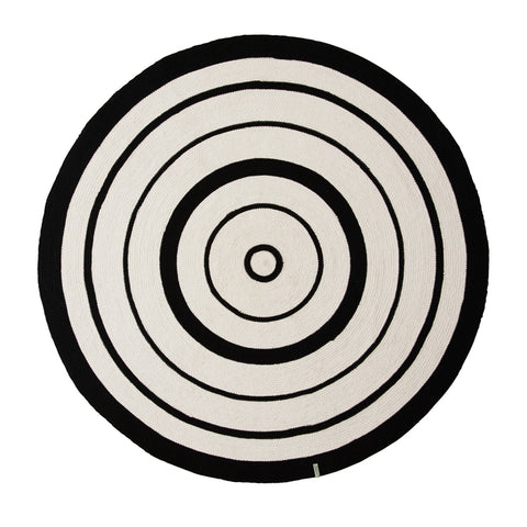 OYOY Circle Rug on DLK | designlifekids.com