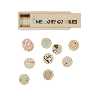 OYOY Cookies Memory Game on Design Life Kids