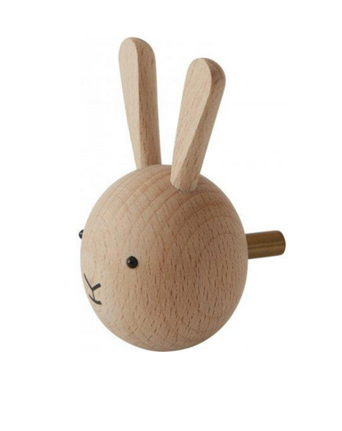 OYOY Mini Rabbit Hook on Design Life Kids