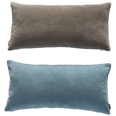 OYOY Reversible Lia Velvet Cushion on Design Life Kids