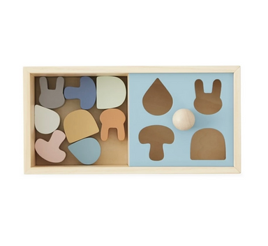 OYOY Wooden Puzzle Box on Design Life Kids