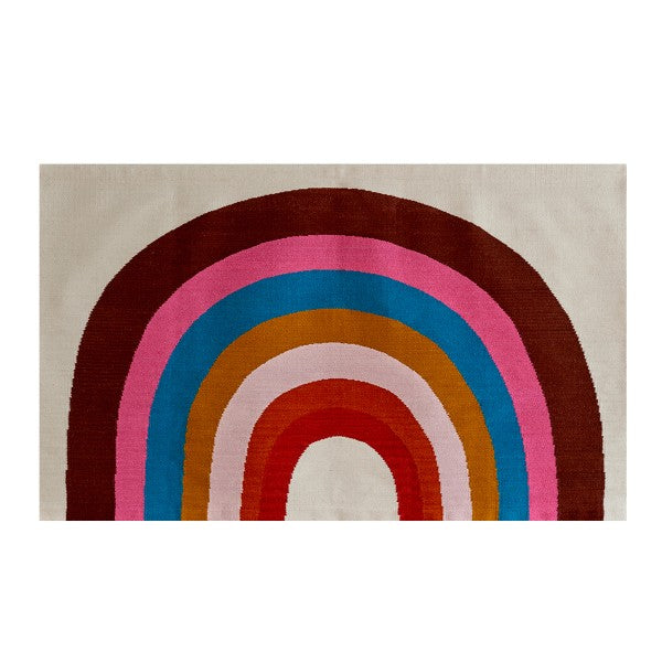 Oeuf Rainbow Rug on Design Life Kids