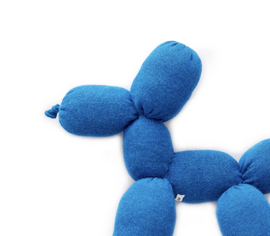 Oeuf Balloon Dog Pillow on Design Life Kids