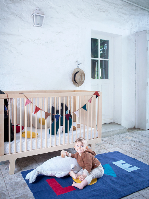 Oeuf Love Rug on Design Life Kids