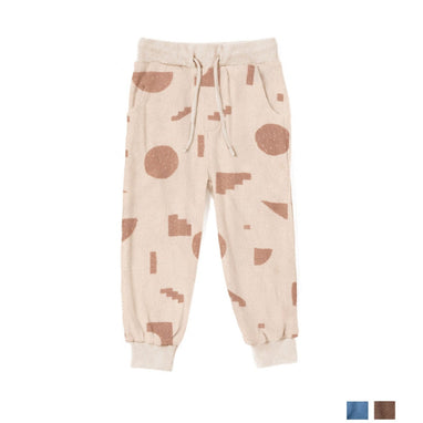 Omamimini Geo Sweatpants on Design Life Kids