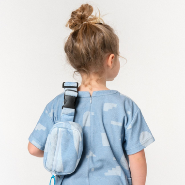 Omamimini Terry Fanny Pack on Design Life Kids
