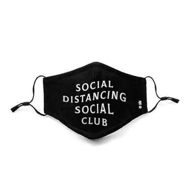 Omamini Social Distancing Social Club Protective Mask on Design Life Kids