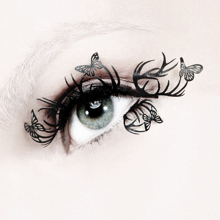Paperself Paper Lashes on DLK