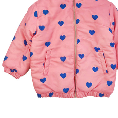 Banana Valentine Midi Coat on Design Life Kids