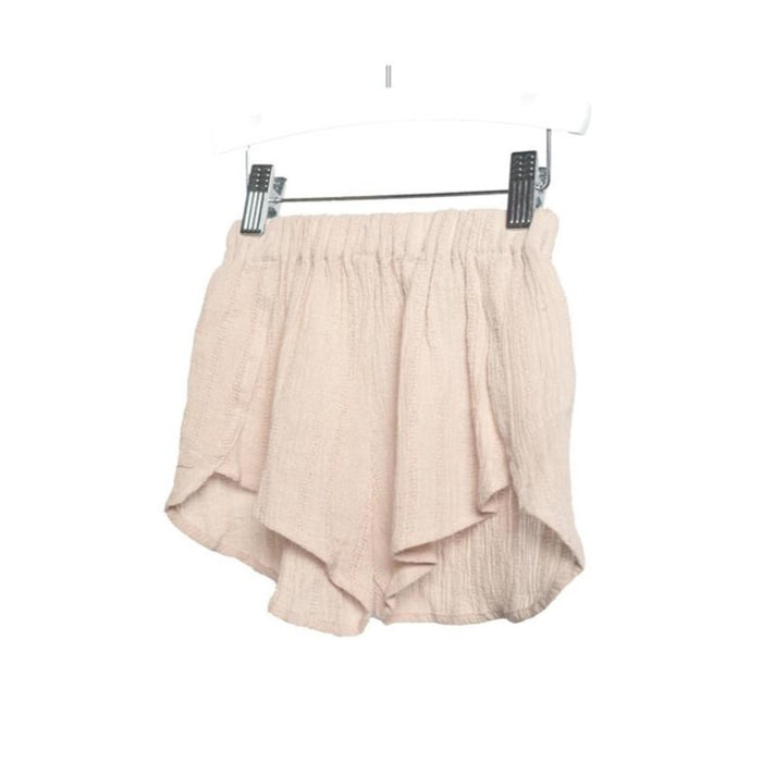 Telegraph Ave Pantai Linen Shorts on DLK