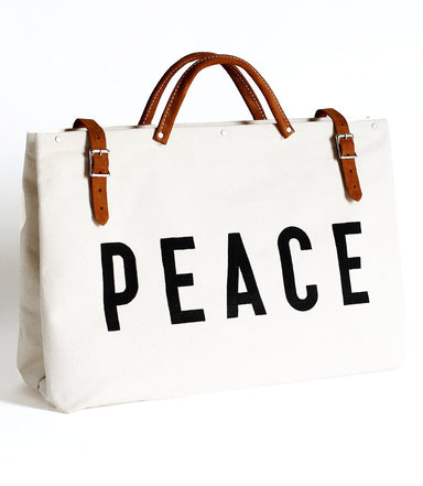 Forestbound Peace Bag on DLK | designlifekids.com