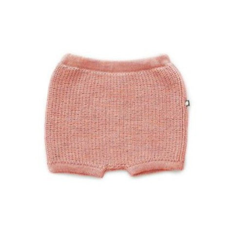 Oeuf Knit Bubble Shorts on Design Life Kids