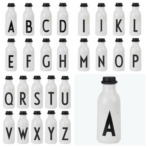 Design Letters Arne Jacobsen Drink Bottle on DLK