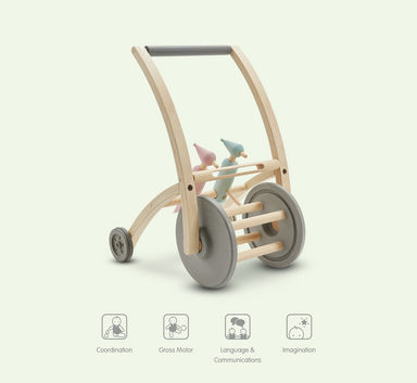 Plan Toys Woodpecker Walker on Design Life Kids
