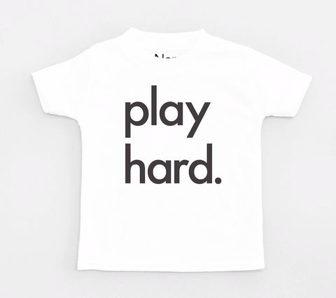 Nor-folk PLAY HARD TEE ON DLK