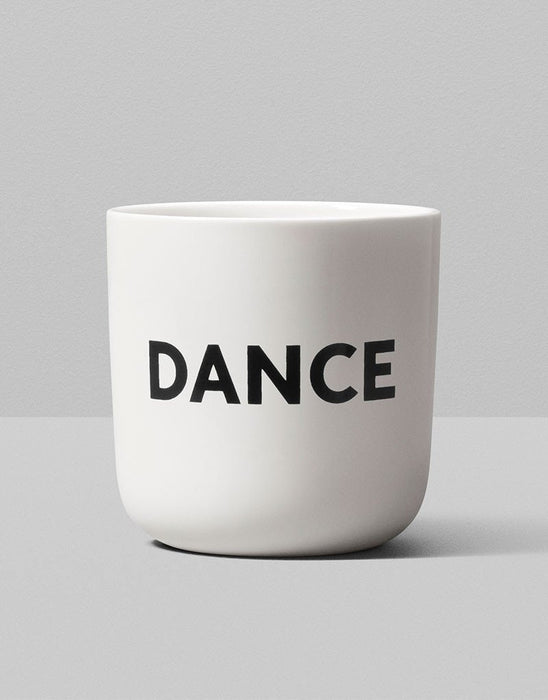 Playtype Dance Beat Mug on DLK