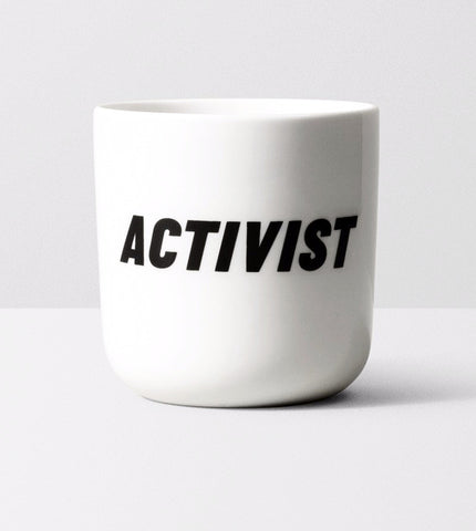 Playtype Activist Attitude Mug on DLK