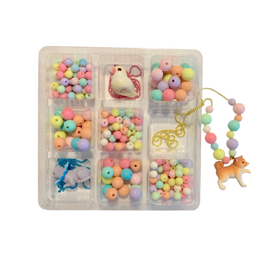 Pop Cutie Deluxe Necklace DIY Kit on Design Life Kids