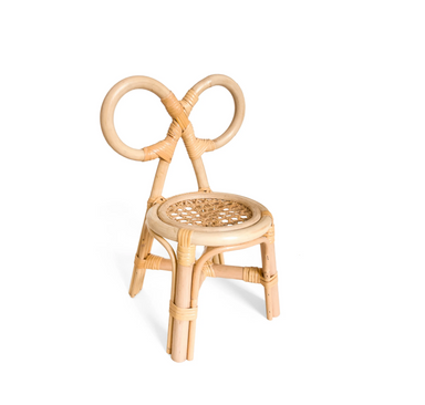 Poppie Toys Mini Bow Doll Chair on Design Life Kids