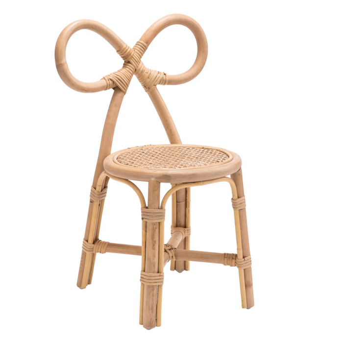 Poppie Bow Kids Chair on Design Life KIds
