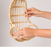 Poppie Rattan Doll Egg Chair on Design Life Kids