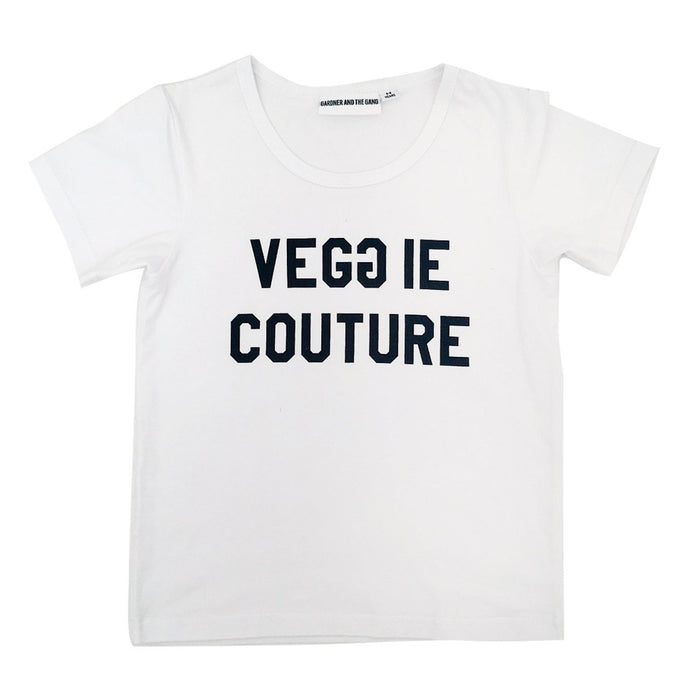Gardner and the Gang Cool Tee Veggie Couture on DLK | designlifekids.com