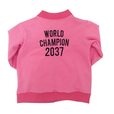 Gardner and the Gang World Champion Track Suit on DLK | designlifekids.com